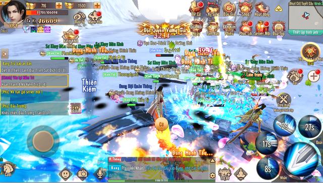 [Nóng] Bom tấn MMORPG được mong chờ nhất tháng 9, Tân Trường Sinh Quyết chính thức ra mắt - Ảnh 9.