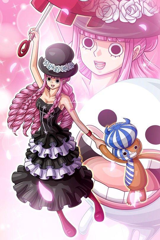 6 mỹ nhân tóc hồng nổi tiếng của One Piece, Big Mom xứng đáng xếp hạng mấy? - Ảnh 3.