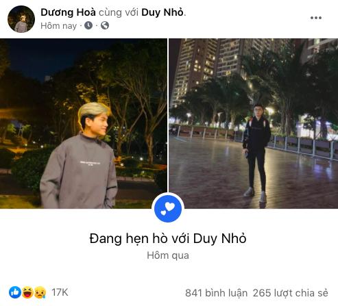 """Linh Ngọc Đàm đòi chuyển khoản tiền tỷ thì mới quay lại, người yêu cũ lập tức công khai hẹn hò với """"Facebook"""" lạ - Ảnh 2."""
