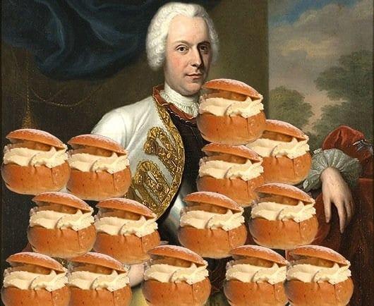 Adolf Fredrik - Vị vua Thụy Điển quy tiên vì trót ăn quá nhiều 13554074833117640922684822346241905395713027n-1610358095251893580192