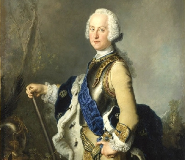 Adolf Fredrik - Vị vua Thụy Điển quy tiên vì trót ăn quá nhiều Kingadolffrederickofsweden-1610358275596170002438