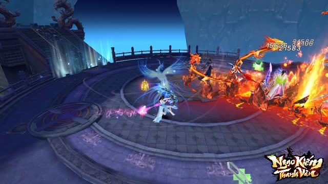 Chỉ bằng 1 tính năng cực độc, siêu phẩm MMORPG Hàn Quốc biến giấc mơ thuở nhỏ của anh em gamer thành sự thật! - Ảnh 7.