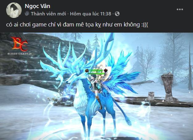 Game thủ Việt - Hàn - Thái nói gì về Blood Chaos M - siêu phẩm nhập vai 18+ sắp ra mắt? - Ảnh 13.