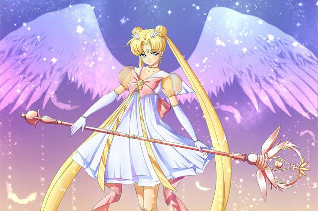 Những nàng công chúa mạnh mẽ nhất trong thế giới anime Photo-5-16103572114061559263889