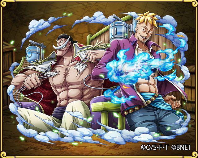 One Piece: Top 7 bộ đôi hải tặc mạnh mẽ nhất khiến cả Hải Quân và Chính Quyền Thế Giới phải run sợ - Ảnh 3.