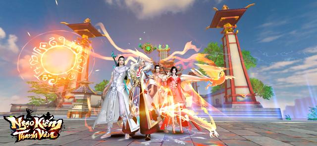 Mở đăng ký sớm, siêu phẩm Ngạo Kiếm Thanh Vân tiện tay tặng gamer combo quà xịn sò đón Tết! - Ảnh 9.