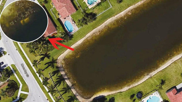 Những hình ảnh đáng sợ vô tình được phát hiện bởi Google Maps - Ảnh 3.