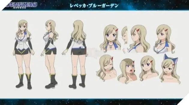 Siêu phẩm anime Edens Zero tung trailer đậm chất Fairy Tail, chính thức lên sàn vào tháng 4 năm nay - Ảnh 2.
