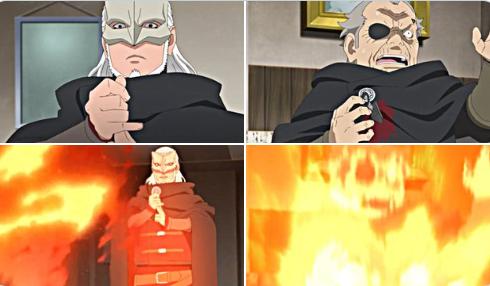 Boruto tập 181: Kashin Koji có màn quay trở lại ấn tượng với nhiệm vụ thủ tiêu thành viên Kara - Ảnh 2.