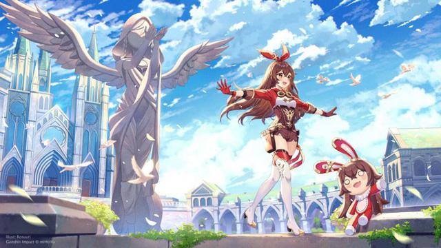 Genshin Impact và những tựa game cùng thể loại thế giới mở đang làm bùng nổ làng game mobile thế giới (P.1) - Ảnh 1.