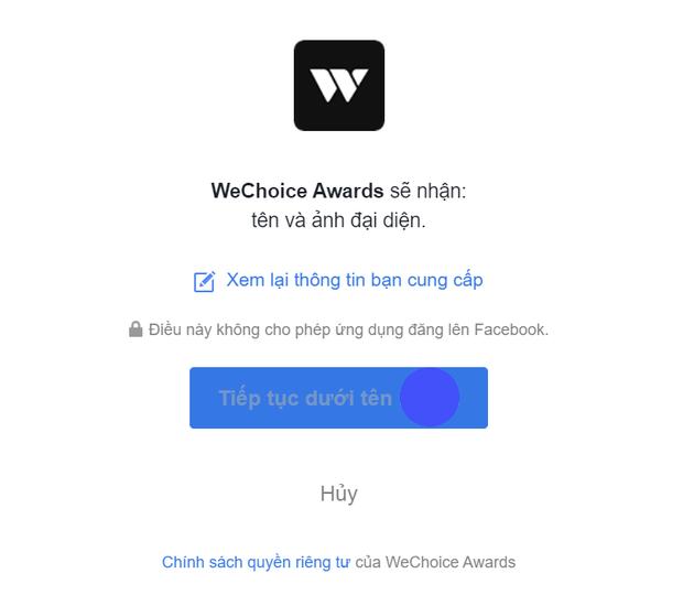 WeChoice Awards 2020: Đây là cách bình chọn cho điều diệu kỳ của chính bạn! - Ảnh 6.