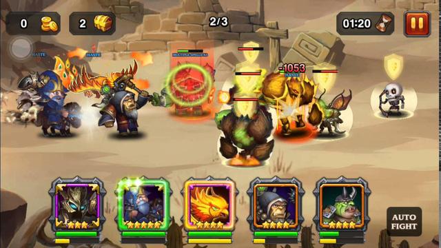 Tốc đánh: Bước ngoặt mới, xu hướng mới của dòng game chiến thuật - Ảnh 2.