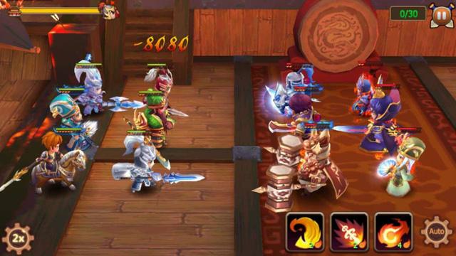 Tốc đánh: Bước ngoặt mới, xu hướng mới của dòng game chiến thuật - Ảnh 3.