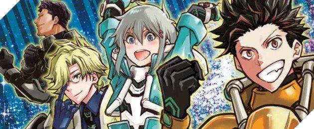 Weekly Shonen Jump công bố 4 manga chưa bóc tem ra mắt đầu năm 2021, toàn tác giả nổi tiếng - Ảnh 3.
