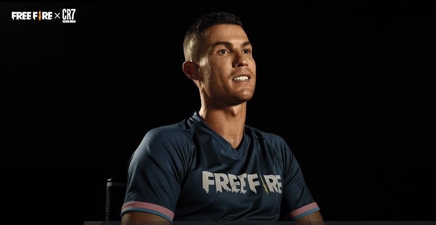 Sự hợp tác giữa Free Fire và Ronaldo đã đem lại thành quả đối với NPH Garena