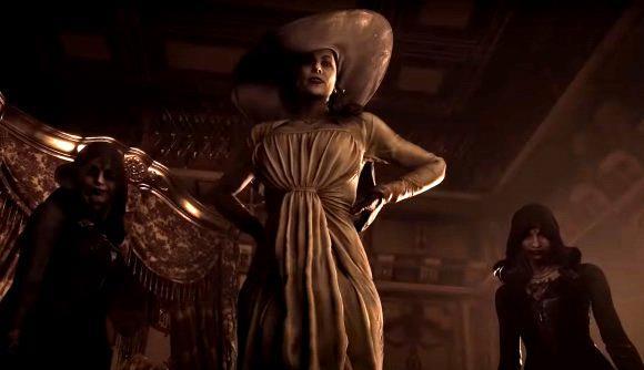 Cộng đồng game thủ phát cuồng vì nữ phản diện mới trong Resident Evil 8 - Ảnh 2.