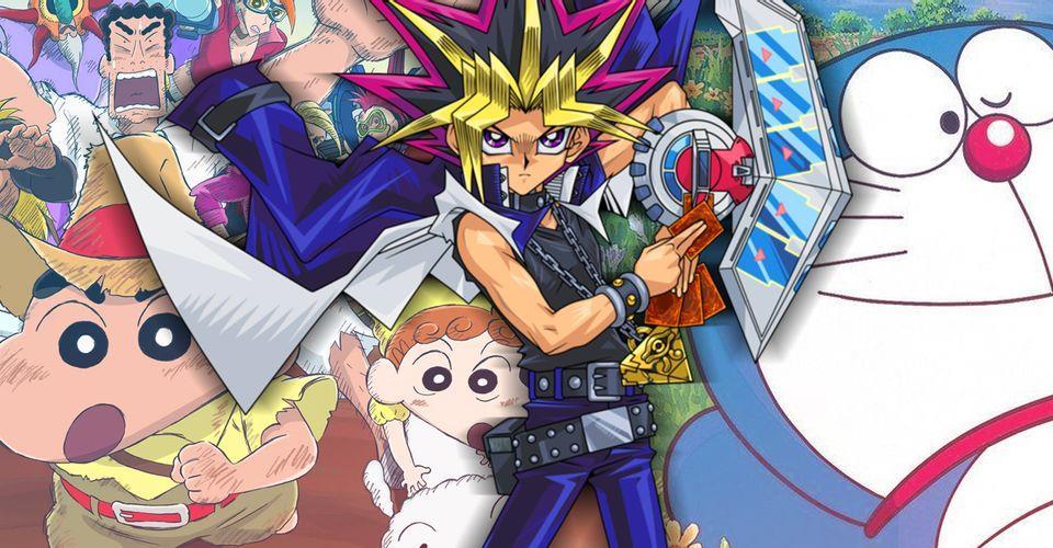 Điểm tên những bộ anime dài 1000 tập, khán giả bàng hoàng nhận ra toàn cái tên quen thuộc