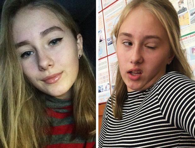 Những pha thay đổi nhan sắc của con gái còn ảo hơn cả photoshop - Ảnh 2.