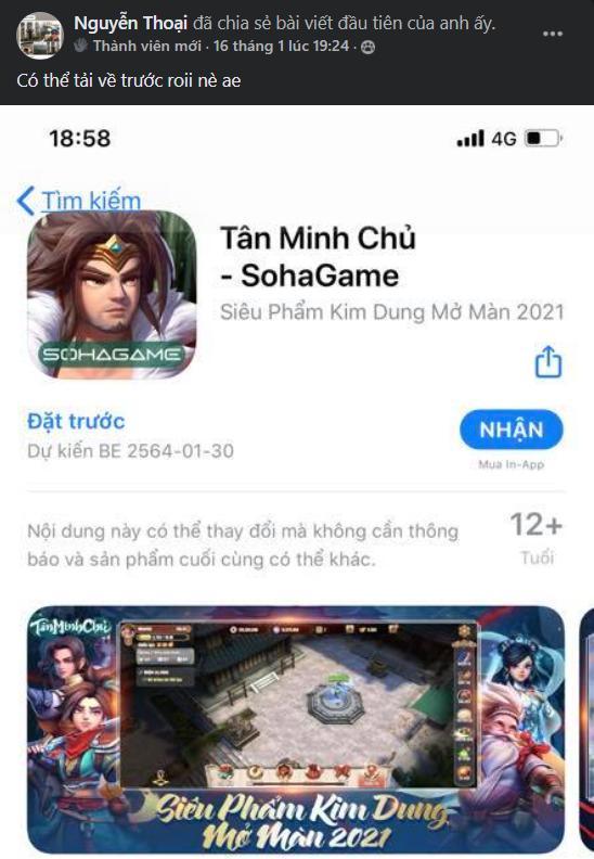 Siêu phẩm Kim Dung 2021 - Tân Minh Chủ chính thức lên Store Fasc-16109604948911288189230