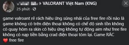 """Bom tấn mới của VNG và Riot bị cho là nhái hiệu ứng súng Free Fire, không """"nạp tiền bằng card điện thoại"""" - Ảnh 2."""