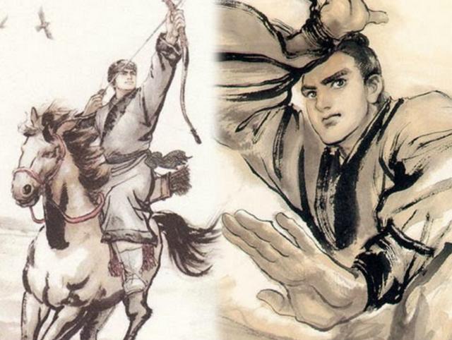 Hư Trúc hay Quách Tĩnh cũng xách dép, đây chính là thanh niên có aura nhân vật chính... nặng nhất trong truyện Kim Dung - Ảnh 1.