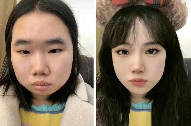 """Nhan sắc con gái đã trở nên """"ảo"""" thế nào sau khi photoshop Photo-3-16109688633702037137618"""