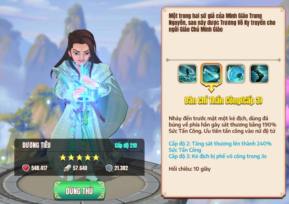 Nội lực thuộc hàng top nhưng xét về chưởng lực, Trương Vô Kỵ thực chất không có tuổi so với Tiêu Phong và Dương Quá - Ảnh 12.