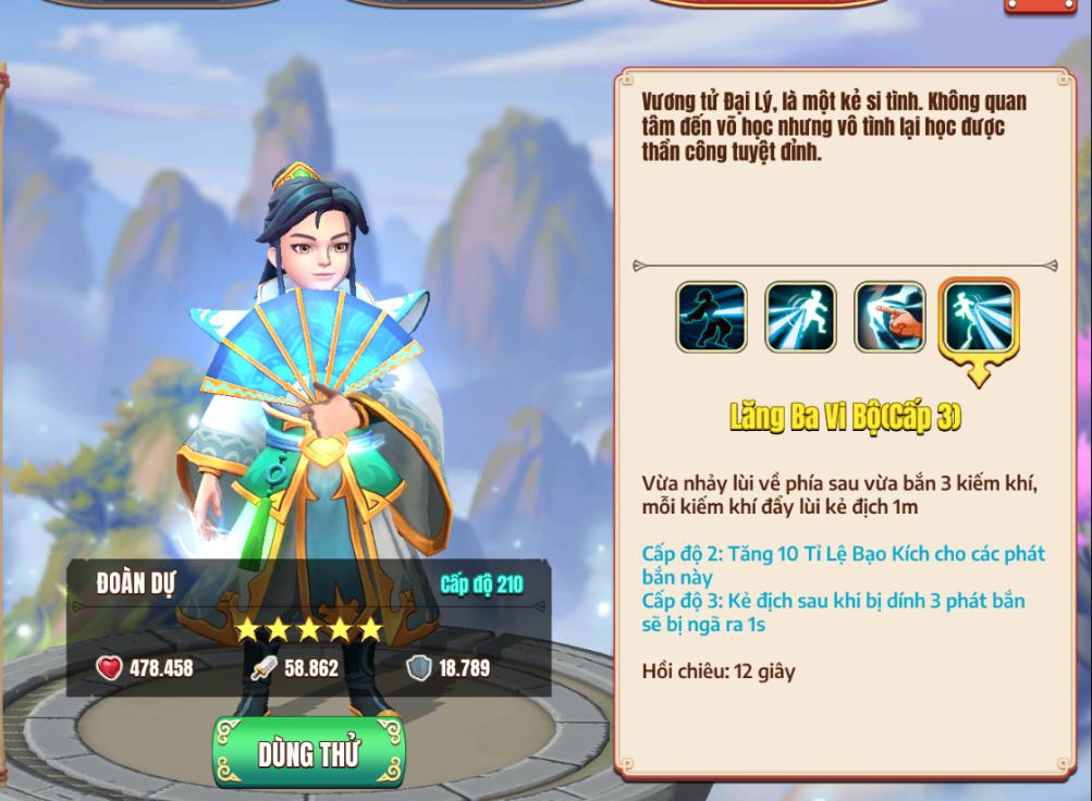 Hư Trúc hay Quách Tĩnh cũng xách dép, đây chính là thanh niên có aura nhân vật chính... nặng nhất trong truyện Kim Dung - Ảnh 13.