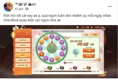Tận tay trải nghiệm siêu phẩm MMORPG Ngạo Kiếm Thanh Vân, game thủ Việt nói gì? Liệu có thực sự đỉnh như những gì gamer Hàn Quốc nhận xét? - Ảnh 9.
