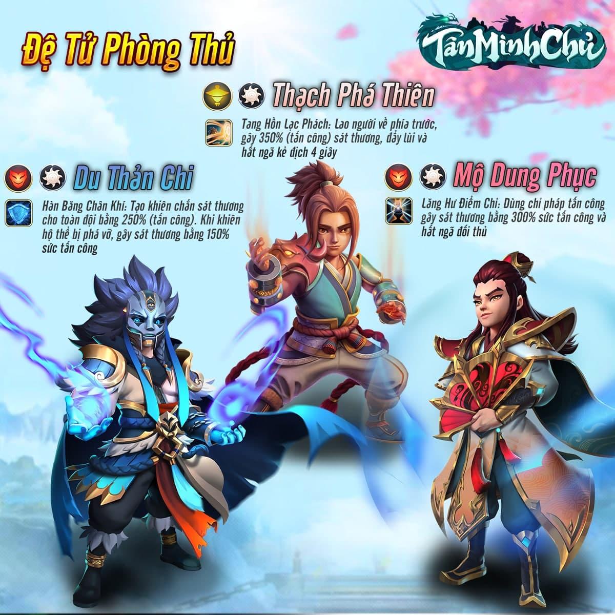 Thọc sâu vào siêu phẩm Kim Dung - Tân Minh Chủ của Hiker Games: TOP đầu dòng chiến thuật nhờ 7 thứ độc nhất - Ảnh 2.