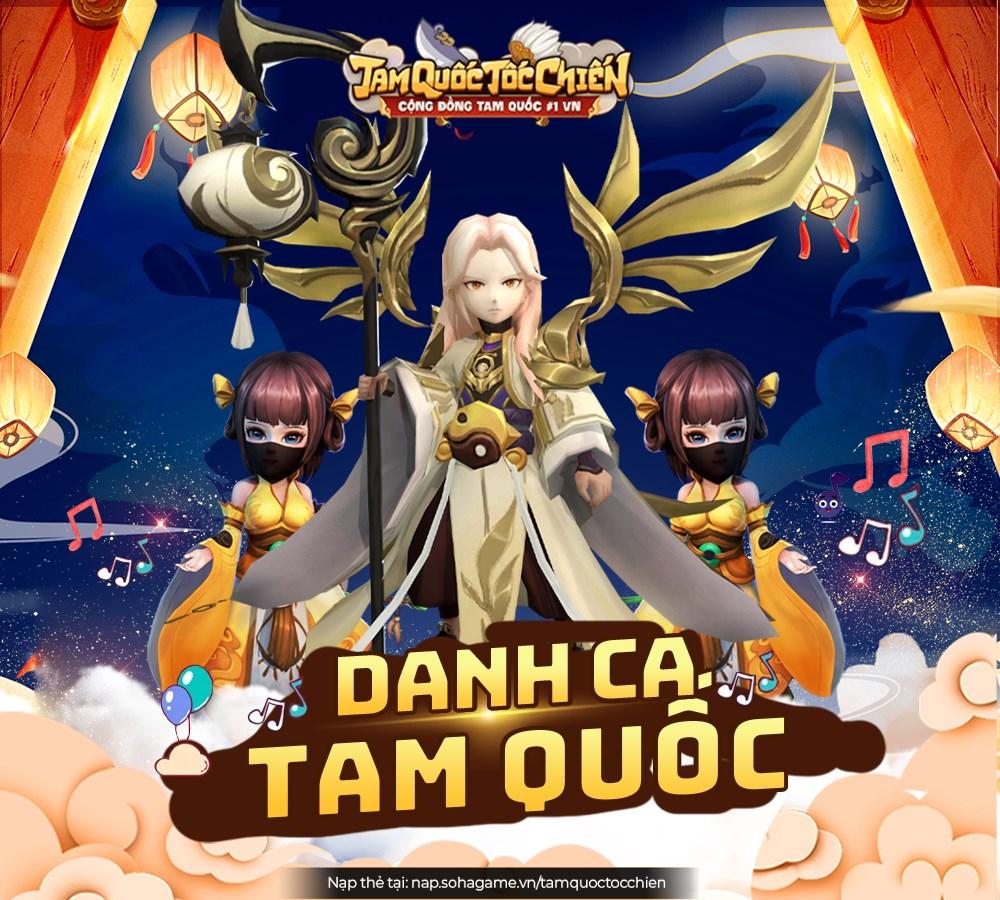 Tam Quốc Tốc Chiến chính thức tung Bàng Thống vào game, tặng 2000 Giftcode cực HOT mừng Update - Ảnh 5.