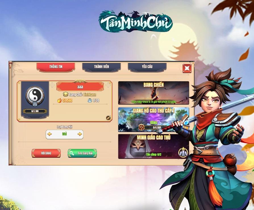 Thọc sâu vào siêu phẩm Kim Dung - Tân Minh Chủ của Hiker Games: TOP đầu dòng chiến thuật nhờ 7 thứ độc nhất - Ảnh 9.