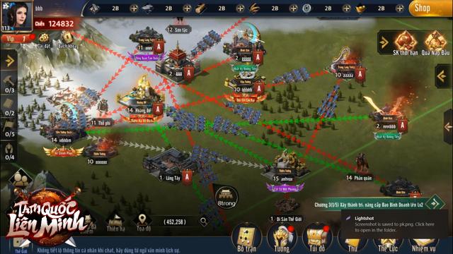 Bom tấn chiến thuật 3Q Tam Quốc Liên Minh cho hẳn 60 ô xếp trận tùy ý, anh em thích chơi kiểu nào cũng chiều được - Ảnh 6.