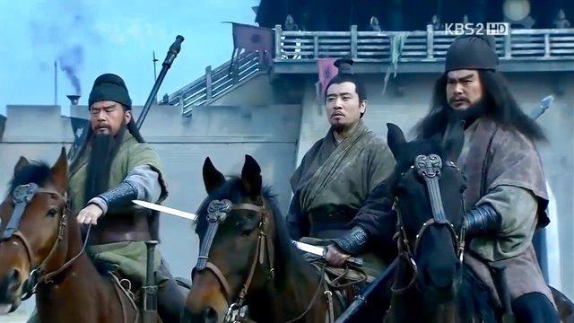 Tam Quốc Diễn Nghĩa: Nếu kết nghĩa vườn đào của 3 anh em Lưu - Quan - Trương không xảy ra, số phận của Lưu Bị sẽ ra sao? - Ảnh 8.