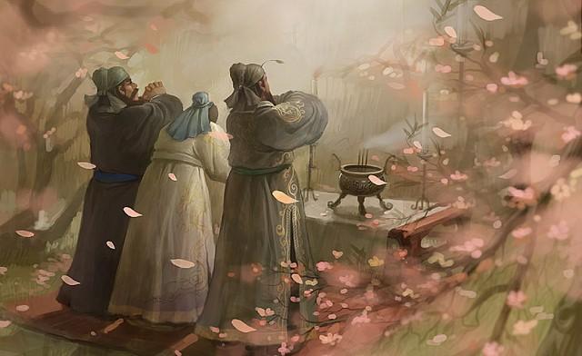 Tam Quốc Diễn Nghĩa: Nếu kết nghĩa vườn đào của 3 anh em Lưu - Quan - Trương không xảy ra, số phận của Lưu Bị sẽ ra sao? - Ảnh 10.