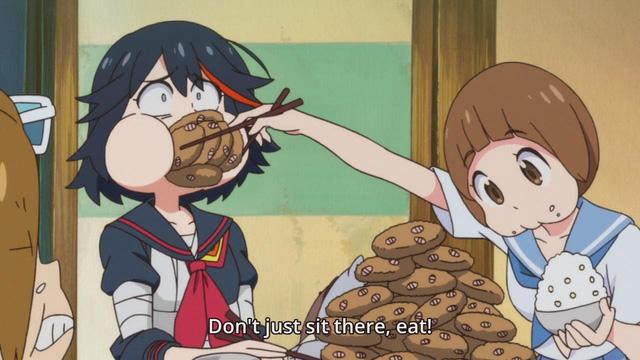 Những món ăn kỳ quặc nhất từng xuất hiện trong thế giới anime - Ảnh 7.