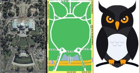 Bí ẩn xoay quanh kiến trúc thành phố Washington và hội kín Freemasonry (Hội Tam Điểm) - Ảnh 3.