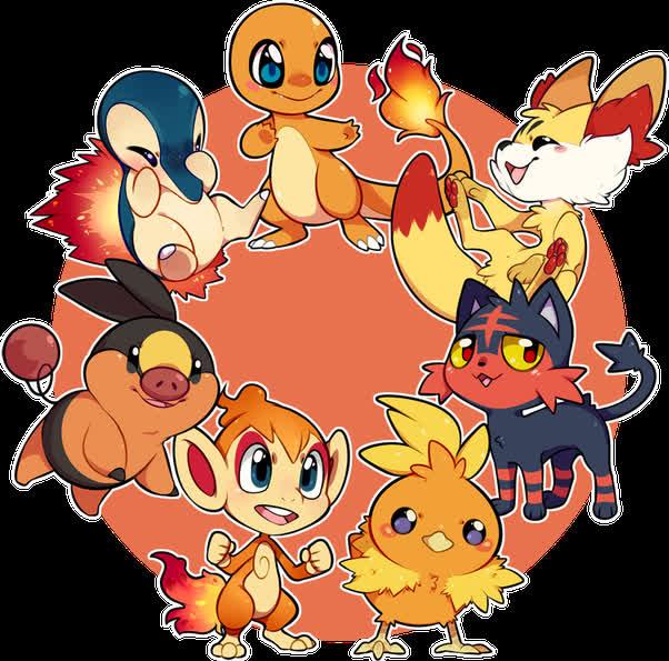 Vì sao Pokemon khởi đầu hệ lửa luôn đáng chơi nhất? - Ảnh 3.