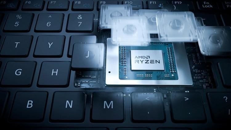 AMD ra mắt dòng Ryzen 5000 dành cho laptop