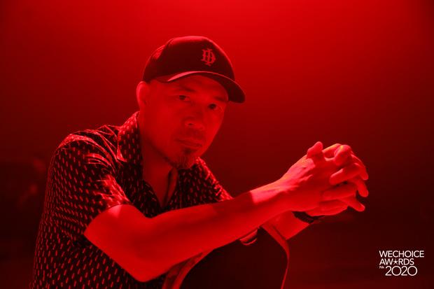 Nhạc sĩ Huy Tuấn khẳng định: WeChoice Awards là một trong số ít lễ trao giải giữ được cá tính riêng - Ảnh 3.