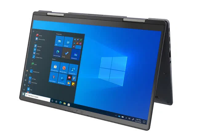 Dynabook unveils the world's lightest transforming laptop: Using 11th-generation Intel Core chip, huge 32 GB RAM - Photo 4.