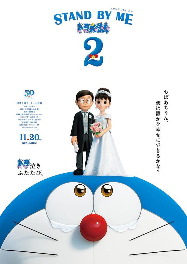 Conan ra mắt tiền truyện trước ngày khởi chiếu, Stand By Me Doraemon 2 chưa có lịch phát hành tại Việt Nam - Ảnh 4.