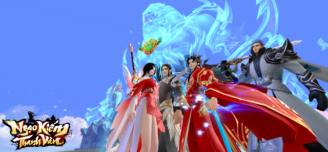 Bom tấn MMORPG đình đám xứ Hàn - Ngạo Kiếm Thanh Vân có gì mà lọt TOP game PHẢI CHƠI đầu 2021, game thủ đứng ngồi không yên chờ ra mắt - Ảnh 4.