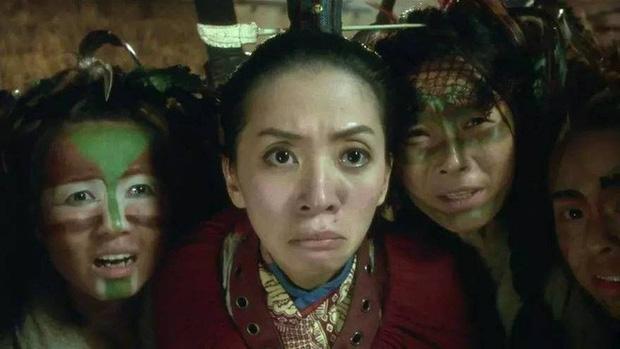 5 người phụ nữ xấu nhất lịch sử Trung Hoa phong kiến: Dung mạo trái ngược phận đời, dù không phải hồng nhan vẫn được hậu thế ngợi ca - Ảnh 5.
