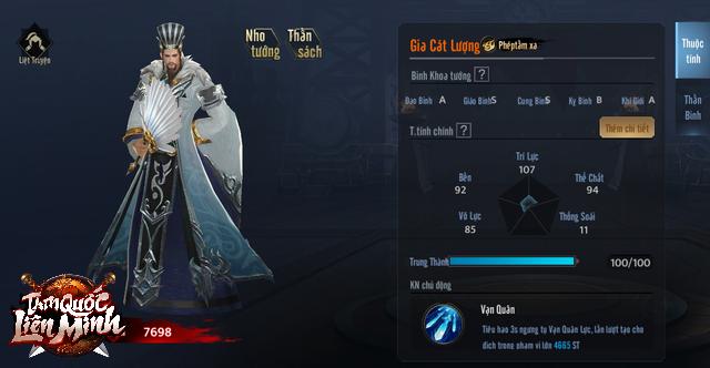 bom tấn chiến thuật Tam Quốc Liên Minh sẵn sàng chinh phục gamer Việt Photo-1-16116603724861836761596
