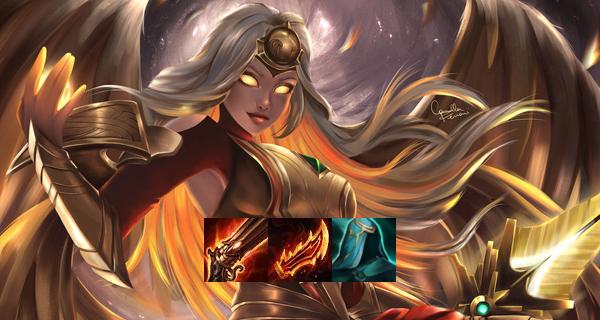 Đấu Trường Chân Lý: Ngược dòng meta với đội hình Kayle - Thánh Thần của game thủ top 7 Thách Đấu - Ảnh 8.