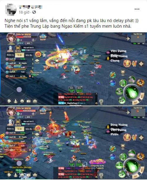 Mới ra mắt hơn 1 ngày mà gamer Ngạo Kiếm Thanh Vân đã chạy KPI Tết, cưới xin ầm ầm, 500 anh em FA nhìn mà tức anh ách - Ảnh 16.