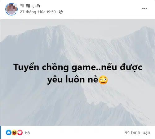 Mới ra mắt hơn 1 ngày mà gamer Ngạo Kiếm Thanh Vân đã chạy KPI Tết, cưới xin ầm ầm, 500 anh em FA nhìn mà tức anh ách - Ảnh 15.