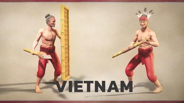 Lịch sử Việt Nam bất ngờ xuất hiện trong tựa game AAA đình đám - Ảnh 7.