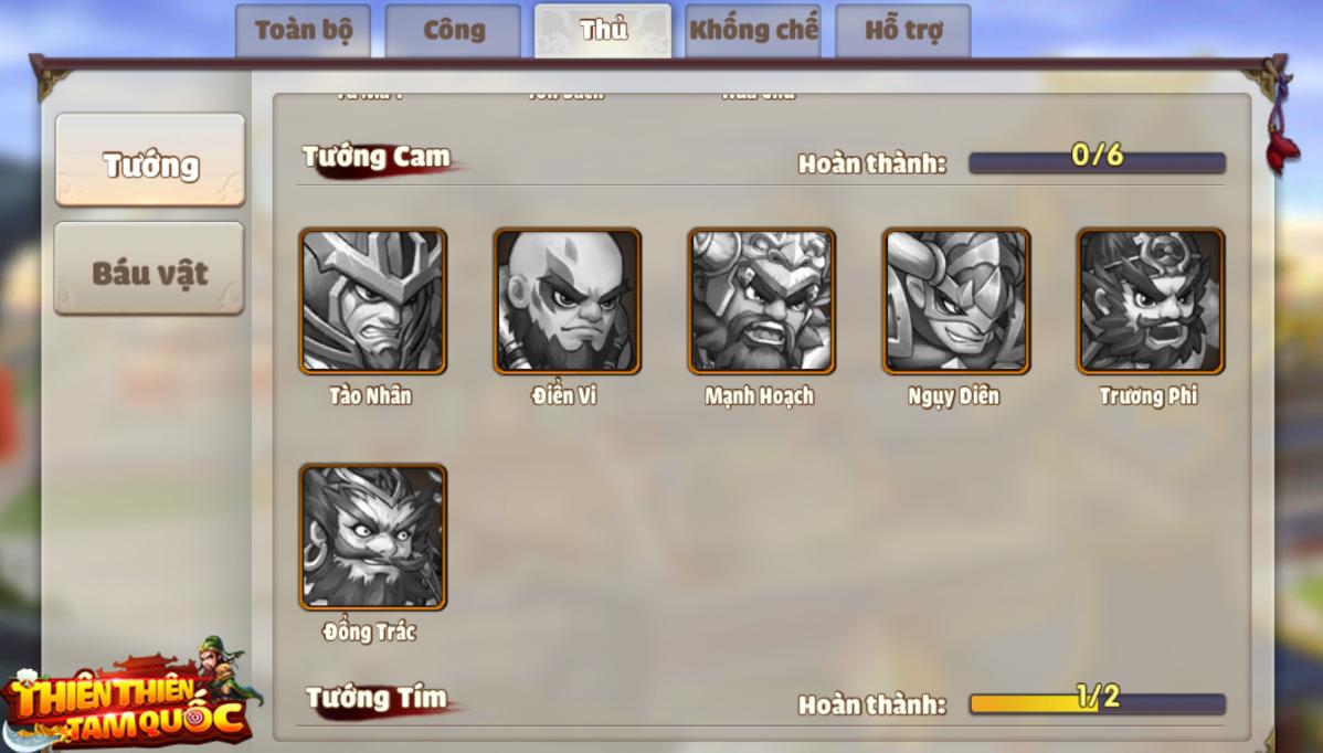 """""""Full Choáng"""" - Loại đội hình siêu khốn nạn trong Thiên Thiên Tam Quốc, build cực dễ - Ảnh 5."""